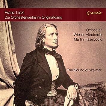 Liszt: The Sound of Weimar – Die Orchesterwerke im Originalklang