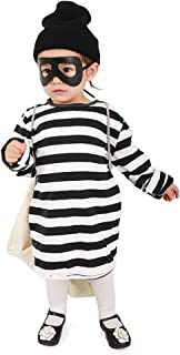 Best toddler girl robber costume Reviews
