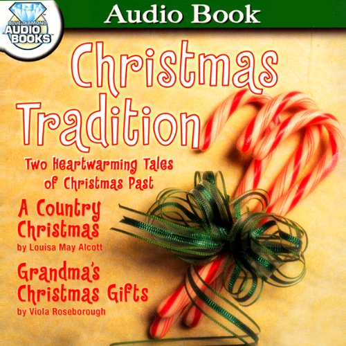 Grandma's Christmas Gifts cover art