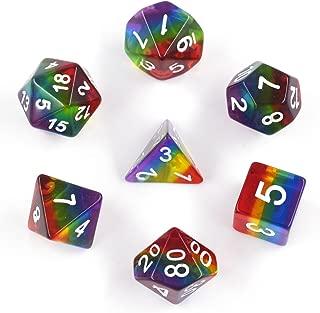 Best gay pride dice Reviews