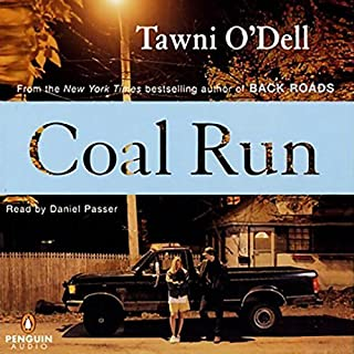 Coal Run audiobook cover art