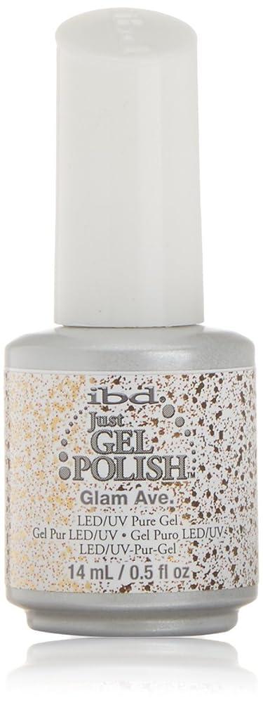 推論サイレントスポーツをするibd Just Gel Nail Polish - Glam Ave. - 14ml / 0.5oz