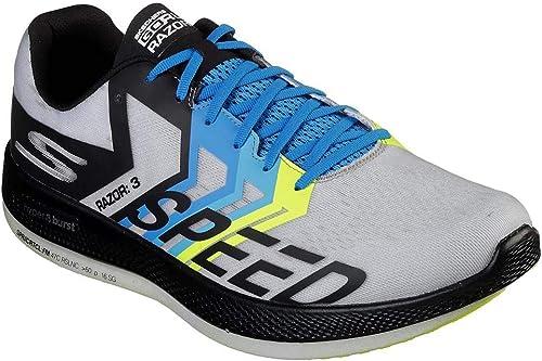 Skechers GOrun Razor 3 Hyper Chaussures de Course pour Homme