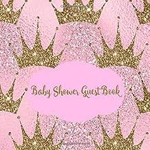 Best princess baby shower guest book Reviews