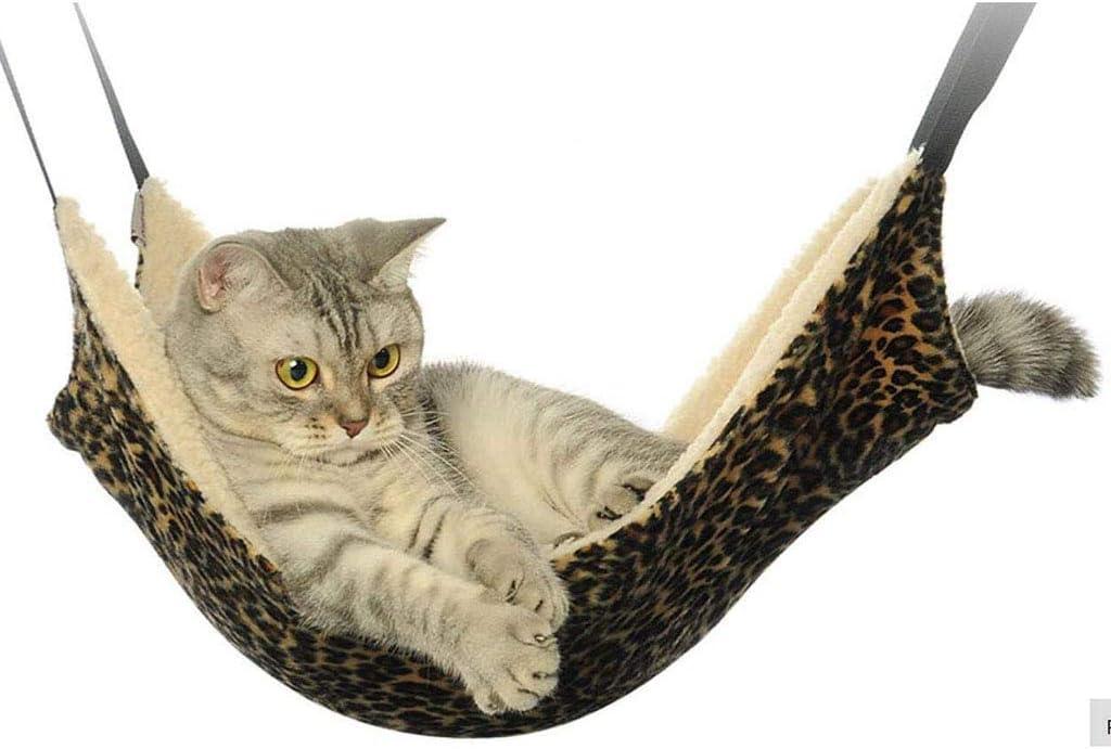 Estrella-L Cat Hanging Luxury Fashion Bed Soft Resting Sleeping Sleepy and Pad