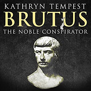 Brutus audiobook cover art
