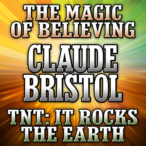 The Magic of Believing and TNT audiobook cover art