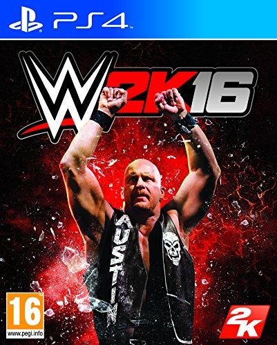 WWE 2K16 [AT Pegi] - [PlayStation 4]