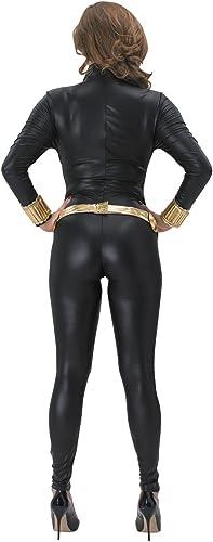 Rubies Costume Co DéguiseHommest Femme noir Widow - X-petit