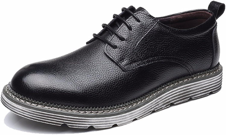 GTYMFH Spring Men's shoes Work shoes Big shoes Men's Casual shoes