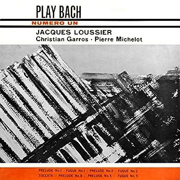 Play Bach No 1