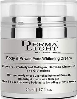 BODY & PRIVATE PARTS WHITENING CREAM- Derma Light