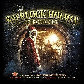 Tödliche Weihnachten (Sherlock Holmes Chronicles - X-MAS Special 2) Titelbild