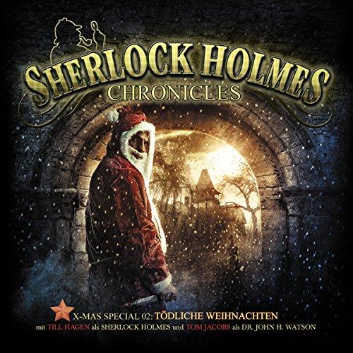 Tödliche Weihnachten Titelbild