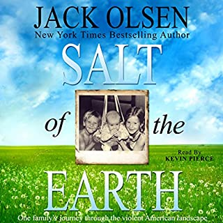 Salt of the Earth audiobook cover art