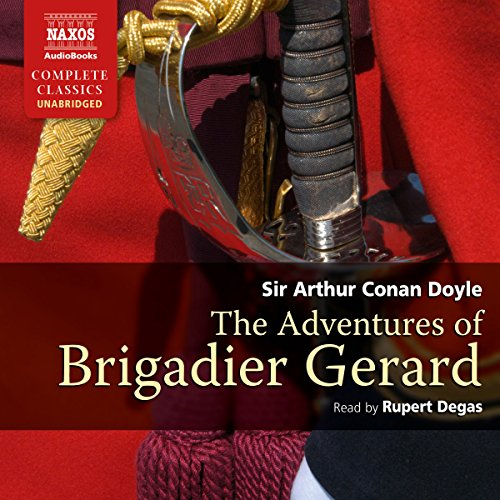 The Adventures of Brigadier Gerard cover art