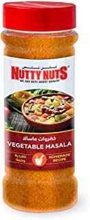 Nutty Nuts Vegetable Masala, 150 gm