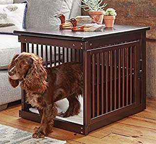 Orvis Wooden End Table Crate