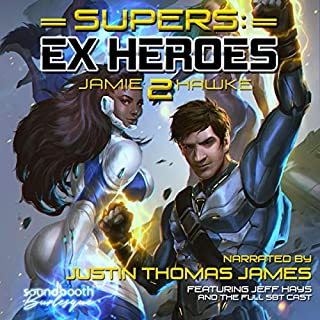 Supers - Ex Heroes 2 cover art