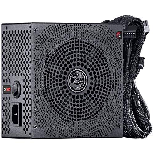 FONTE ATX 600W REAL ELECTRO V2 SERIES 80 PLUS WHITE 3 ANOS - ELV2WHPTO600W, PCYES, 28533