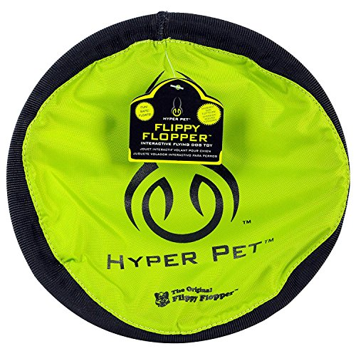 The Original Flippy Flopper Hyper Pet Frisbee