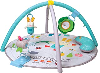 Taf Toys Garden Tummy Time Gym | for New Born & 3+ Months Baby, Unique Tummy Time Featured Pillow & Stable Clips, Extra Pa...