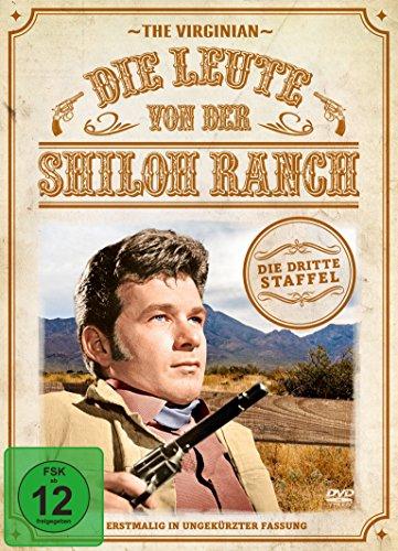 Die Leute von der Shiloh Ranch - Staffel 3 (Special Edition) (5 DVDs)