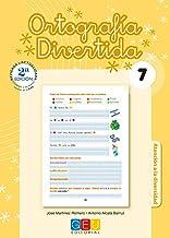 Ortografía divertida 7 / Editorial GEU / 3º Primaria / Mejora la ortografía / Recomendado como apoyo / Con actividades sencillas de repaso