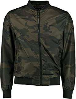 87ee702568dd1 Momo Fashions Mens Camouflage Bomber Jacket Size Small to XL