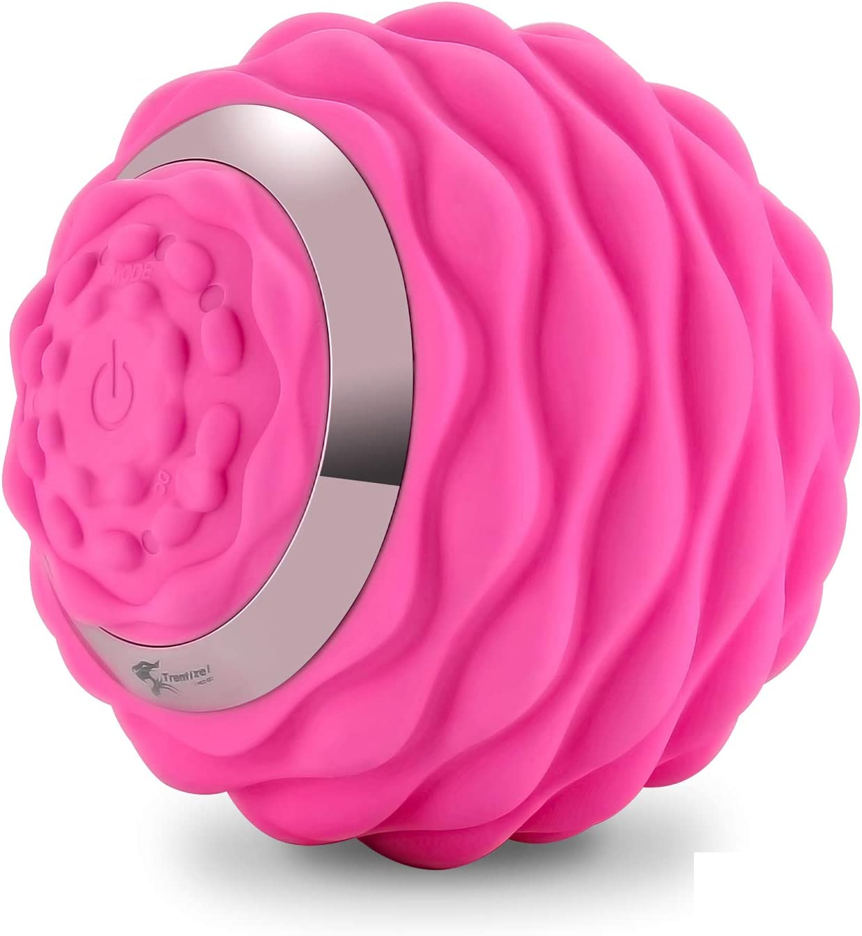 Deep Tissue Vibrating Limited time for free shipping Massage 4-Speed Fitne Ball High-Intensity Albuquerque Mall