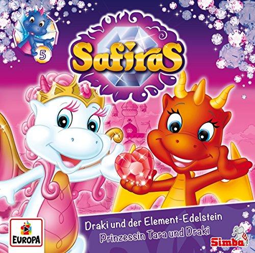 005/Draki und der Element-Edelstein/Prinzessin Tara und Draki