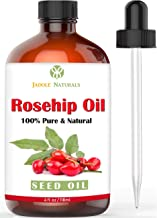 Jadole Naturals Rosehip Seed Oil Organic 100% Pure Oil 118 ml, Pack of 1