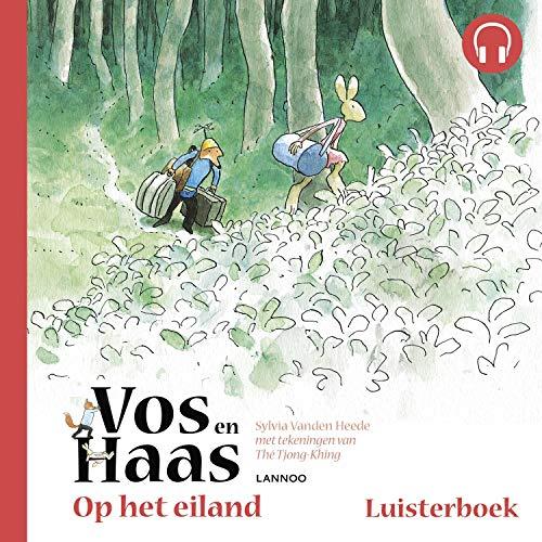 Vos en Haas op het eiland cover art