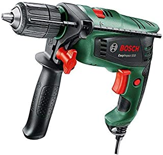 Sponsored Ad – BOSCH 0603130070 EasyImpact 550 Hammer Drill, Green, 12.5 cm*37.0 cm*38.6 cm