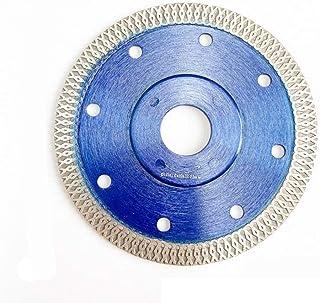 YUQIYU 115mm Diamond sågklinga för vinkelslipar Diamond Disc för att skära Keramik Porslin Tiles diamantslipning