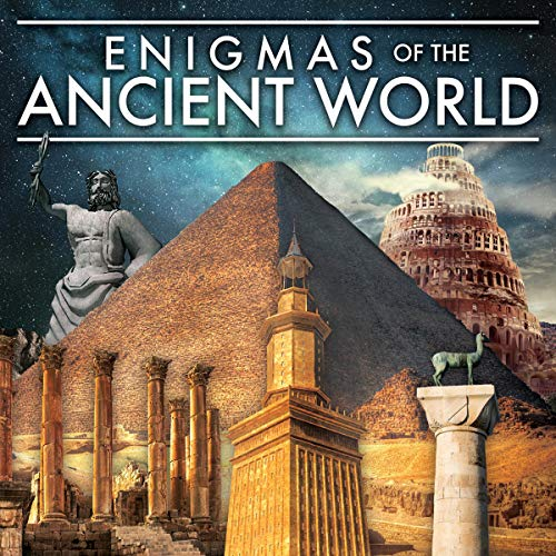 Couverture de Enigmas of the Ancient World
