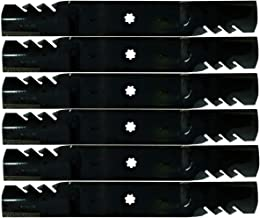 6PK Oregon G6 Gator 396-752 Blades 72