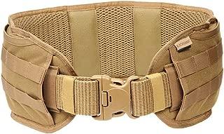 BLACKHAWK! Enhanced Padded Patrol Belt Pad (belt with clasp not included)