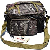 Mossy Oak Licensed 12 Can Insulated Lunch Bag Cooler Leak Proof & Weather Proof with Convenient Easy Access Top