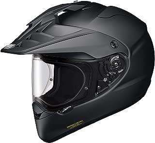 Shoei Hornet X2 Street Bike Racing Motorcycle Helmet - Matte Black / 2X-Large