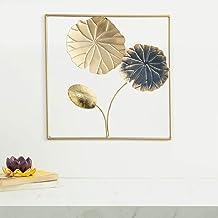 Home Centre Iliano Round Floral Wall Art - 30 x 30 cm