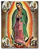 Kunstdruck, Motiv: Jungfrau Maria unserer Frau von