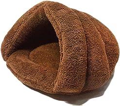 Xiaoyu Winter Warm Comfortable Pet Dog(Puppy) Cat Cushion Half Covered Bed Sleeping Bag
