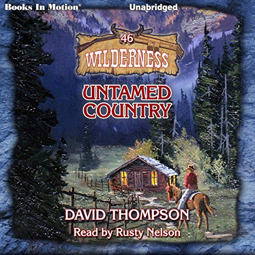 Untamed Country audiobook cover art