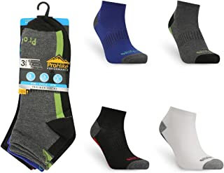 12 Pair Mens Multi Coloured Breathable Quick Dry Trainer Quality Trainer Liner Ankle Socks Compression Fit UK Size 6-11