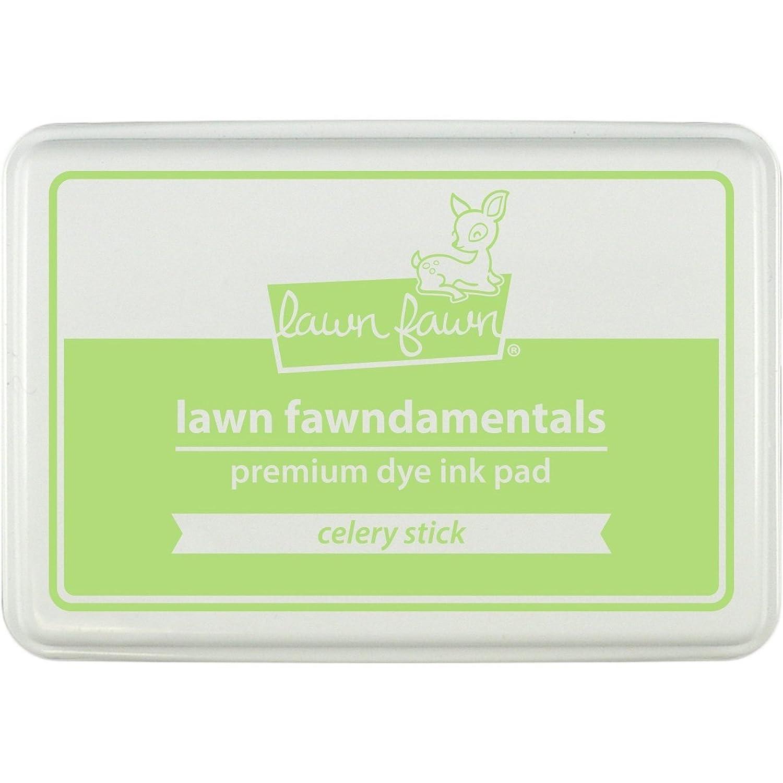 Lawn Fawn Dye Ink Pad-Celery Stick, LF-INK-929, by Lawn Fawn, One (1)