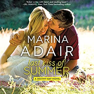 Last Kiss of Summer cover art