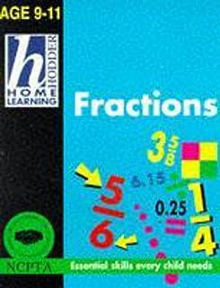 Hodder Home Learning: 9-11 Fractions