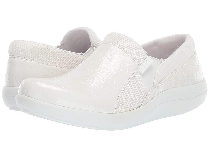 Alegria  Duette (Flourish White) Womens  Shoes
