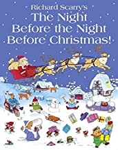 The Night Before The Night Before Christmas by Richard Scarry (2010-10-28)